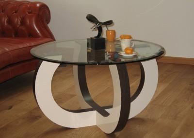 Design salontafel naar eigen ontwerp